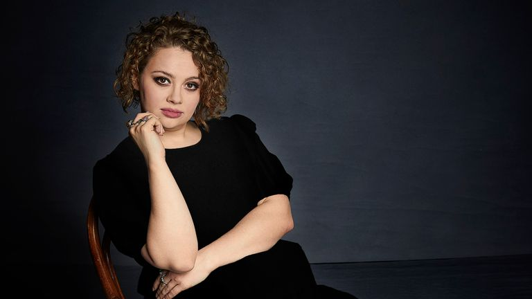 Carrie Hope Fletcher will play the title role in Cinderella. Pic: