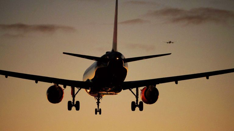 Flying is the most carbon intensive form of transport