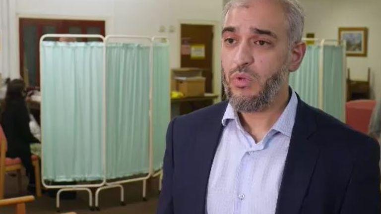 Dr Fazel Butt