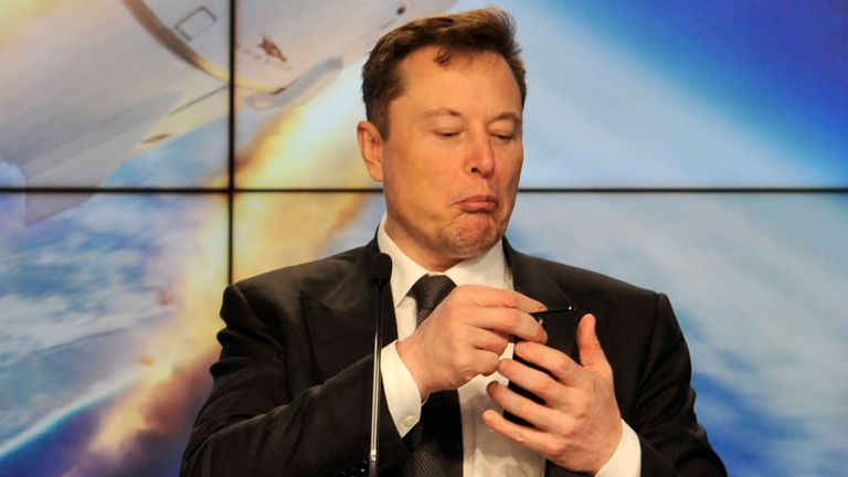Elon Musk has written many tweets endorsing Bitcoin - with Tesla recently investing $1.5 billion