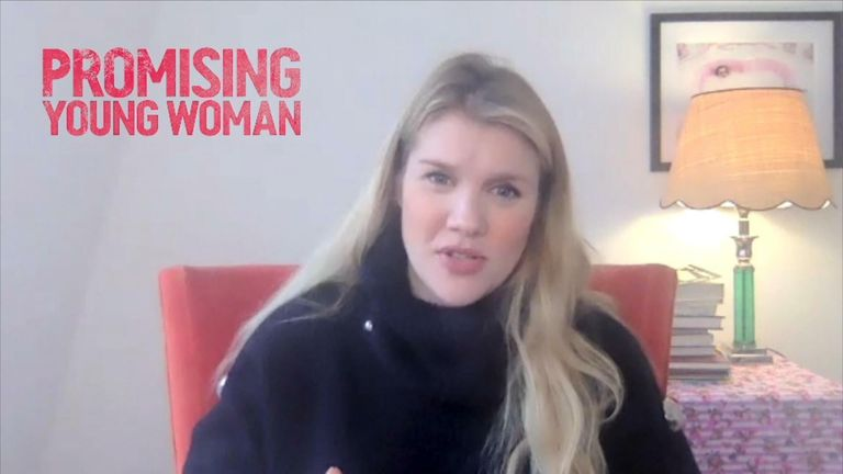 Emerald Fennell - director of Promising Young Woman