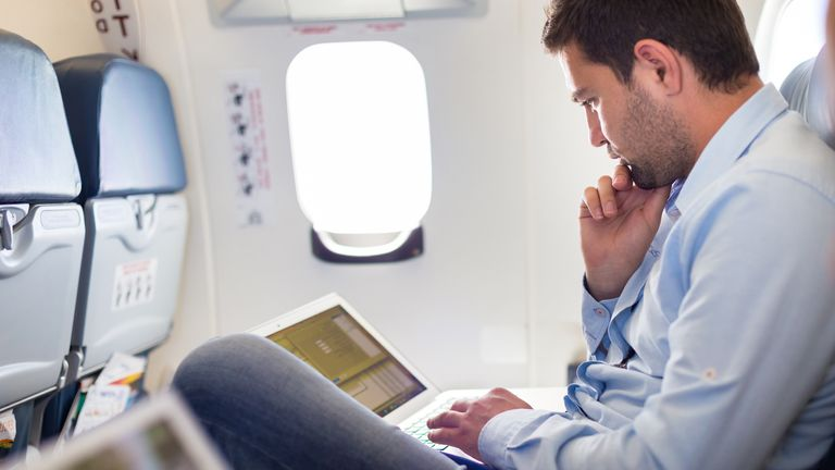The majority of flights are being taken by people on higher incomes, a study finds