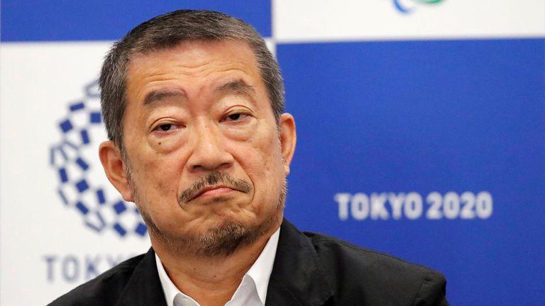 Tokyo Olympics creative director Hiroshi Sasaki