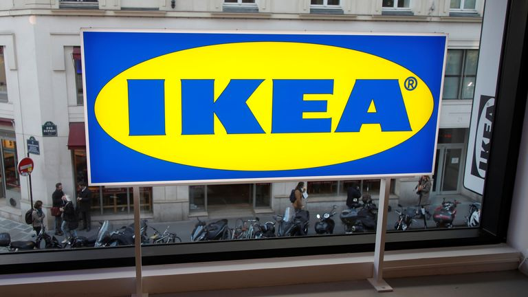 Spying claims have been made against Ikea France