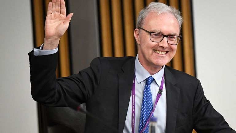 Lord Advocate, James Wolffe QC (file pic)