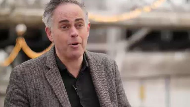 Jonathan Bartley says the pandemic 'should put the whole government transport policy in doubt'
