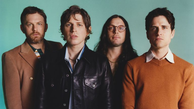 Kings Of Leon. Pic: Matt Followill