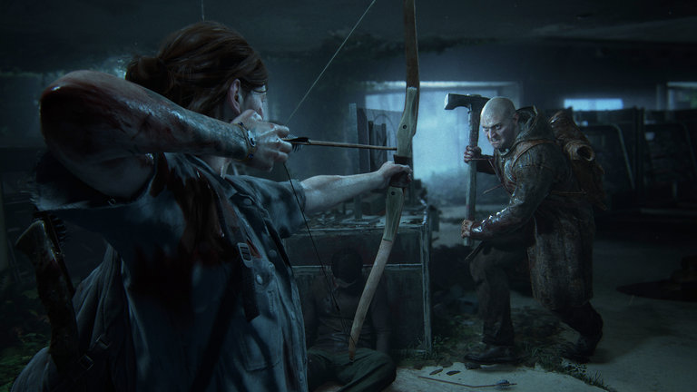 The Last of Us Part II won Game of the Year. Pic: Naughty Dog