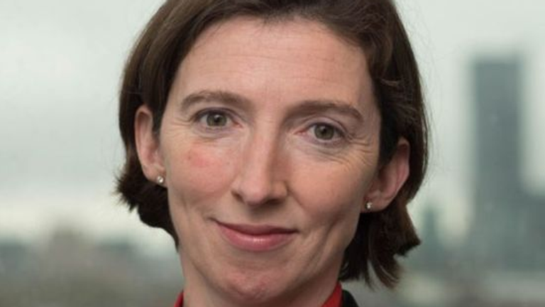 Lindy Cameron is the head of the UK's National Cyber Security Centre. Pic: NCSC