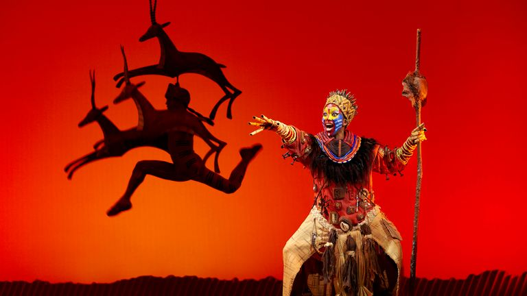 The Lion King will roar on to stage in the summer