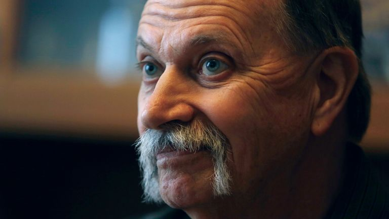 Mike Carpenter, the uncle of Greg Longenecker