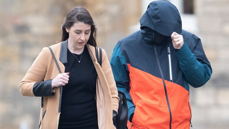Mr Topman is accused of death by dangerous driving after he killed 75-year-old Mary Jane Regler in a Christmas Day car crash in 2019
