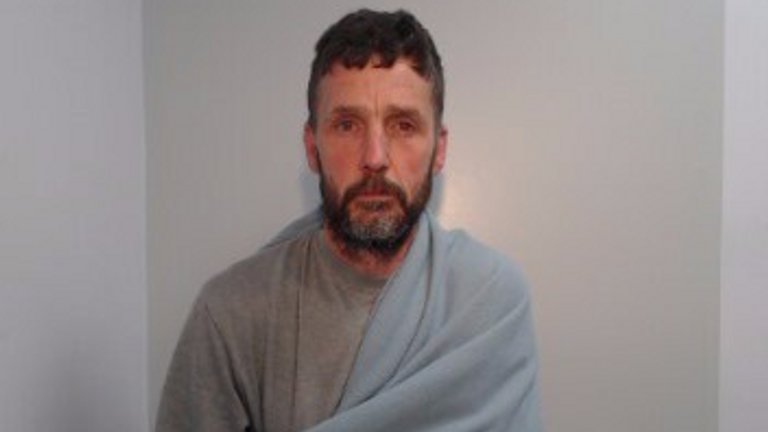 Thomas McCann, 49, has been jailed for his wife's murder. Pic: GMP