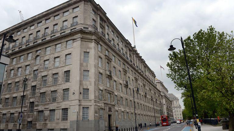 مقر MI5