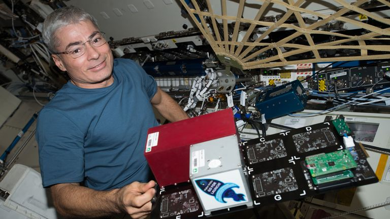 NASA astronaut Mark Vande Hei may have to spend a year in space