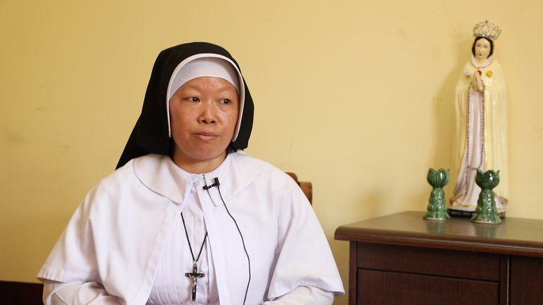 Sister Ann Roza Nu Tawng
