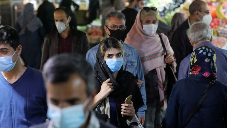 Johnson and other leaders have called for a worldwide approach to dealing with future pandemics Pic: AP