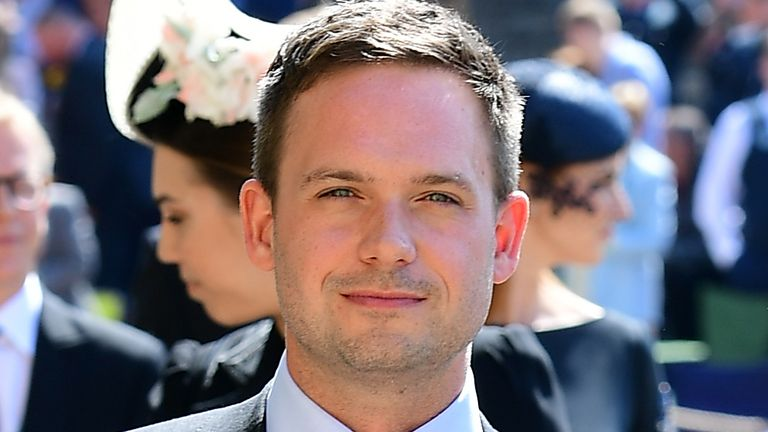 Beyoncé 'inspired' by Meghan as ex-Suits co-star Patrick J Adams hits out at Piers Morgan