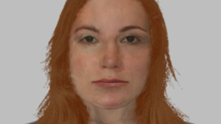 This computerised image has been created by Police Scotland
