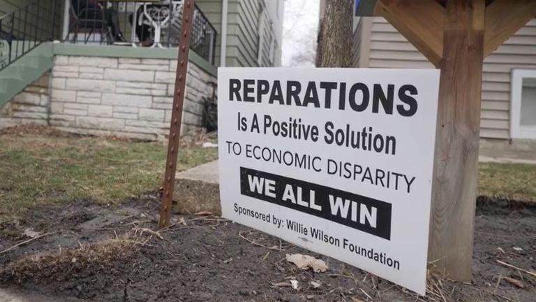 Reparations in Evanston, Illinois