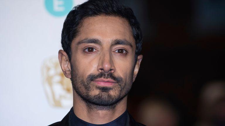 Riz Ahmed at the BAFTA Film Awards in 2019. Pic: AP