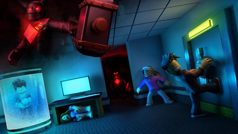 Roblox 'Flee the facility'