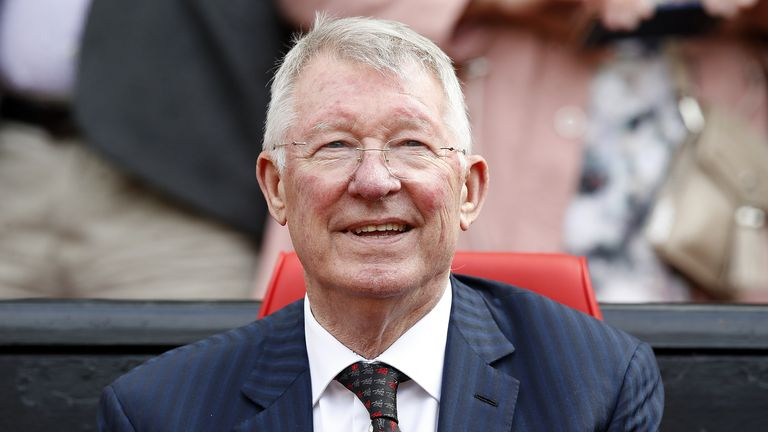 File photo dated 26-05-2019 of Sir Alex Ferguson. Issue date: Wednesday February 17, 2021.