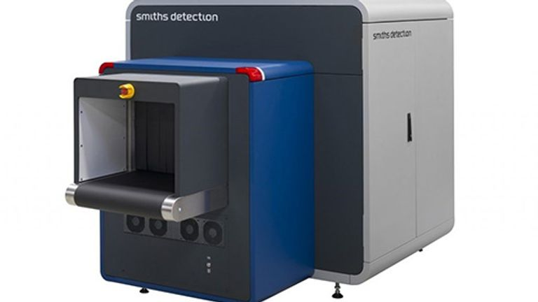 Recent contract wins for Smiths include baggage screening devices for Heathrow. Pic: Smiths