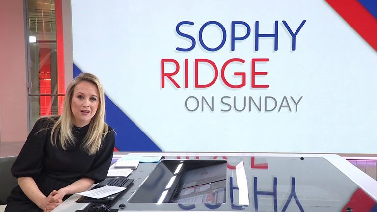 Sophy Ridge on Sunday, the full show