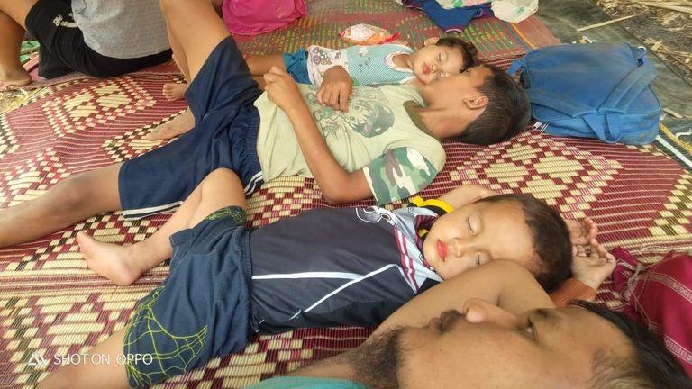 فعالان می گویند بیش از 2000 نفر به میانمار بازگردانده شدند