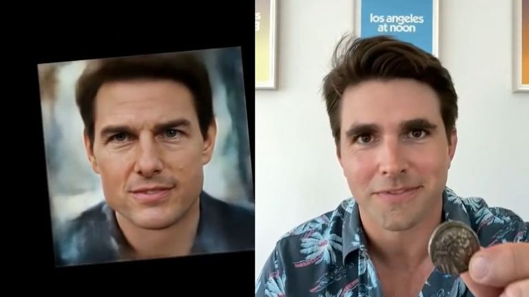 When is Tom Cruise not Tom Cruise? When it's a deepfake