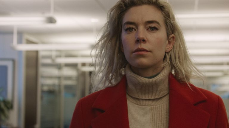 Vanessa Kirby as Martha in Pieces Of A Woman. Pic: Benjamin Loeb / Netflix
