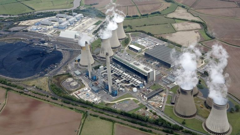 EDF said the plant was remaining open until September 2022 only to meet its capacity commitments to the grid. Pic: EDF