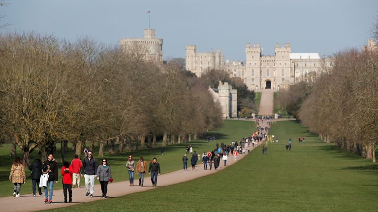 Outbreak of the coronavirus disease (COVID-19), in Windsor