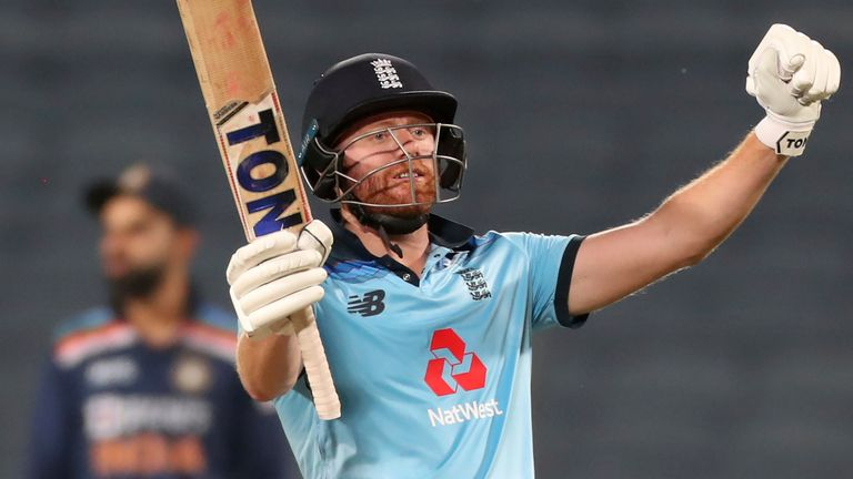 Buttler says opener Jonny Bairstow's desire to target the record for most hundreds by an England batsman in ODI cricket is great news for the team