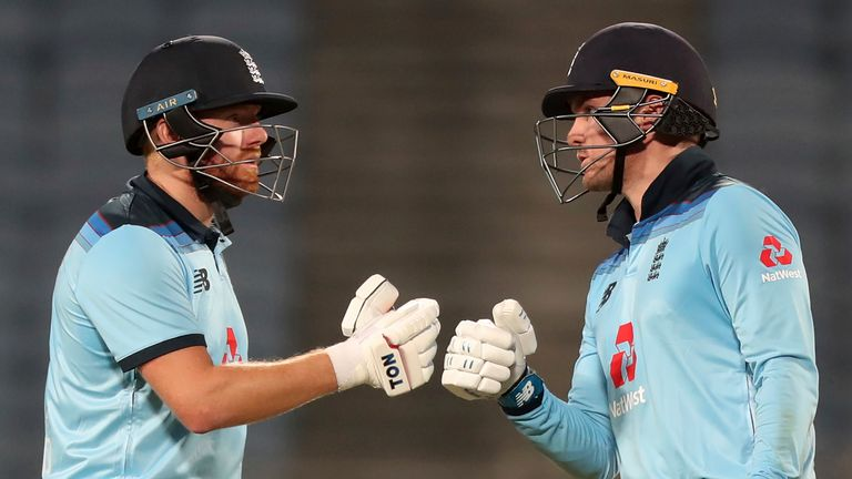 Michael Atherton takes a closer look at England's historically great opening partnership in ODIs between Jonny Bairstow and Jason Roy