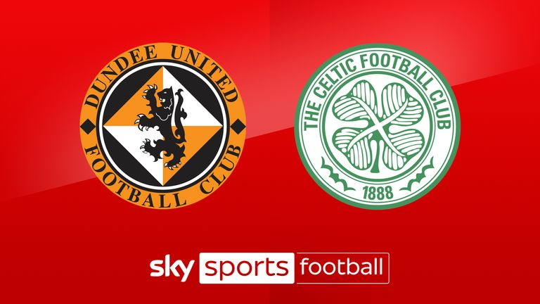 Dundee United vs Celtic