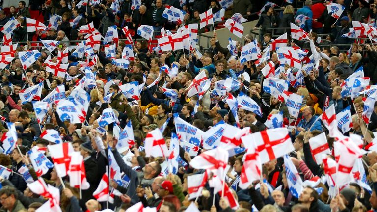 England are already set to host both Euro 2020 semis and the final at Wembley this summer