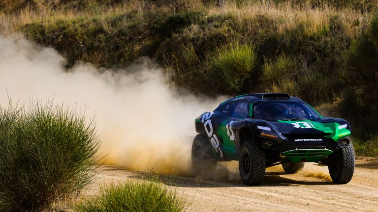 Extreme E is a brand new all-electric motorsport series with the world's best female and male drivers competing in the most remote corners of the planet, impacted by climate change