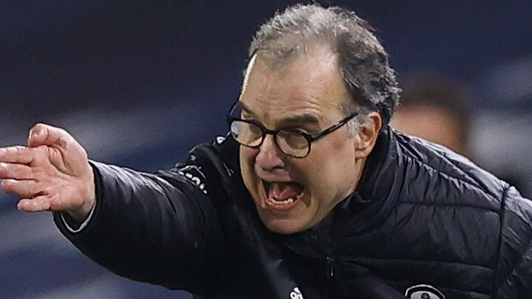 Marcelo Bielsa says his team 'deserved to win' as Leeds beat Manchester City 2-1 after going down to 10 men before half-time