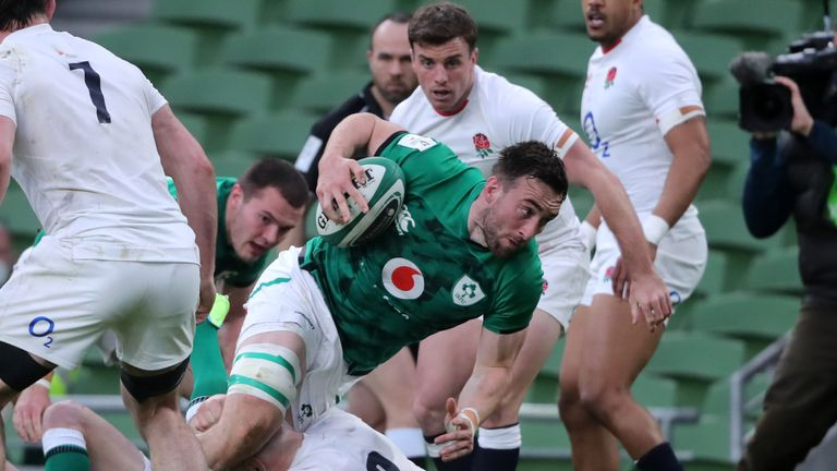 Jones bemoaned his side's lack of consistency after they were beaten 32-18 by Ireland in the Six Nations