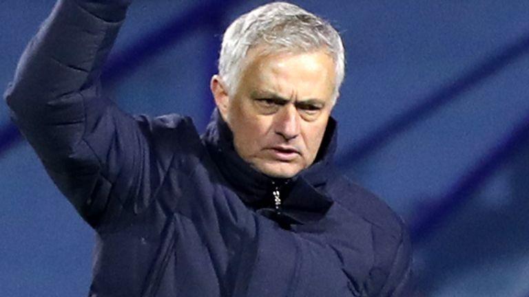 Graeme Souness questions the timing of Jose Mourinho's Tottenham departure