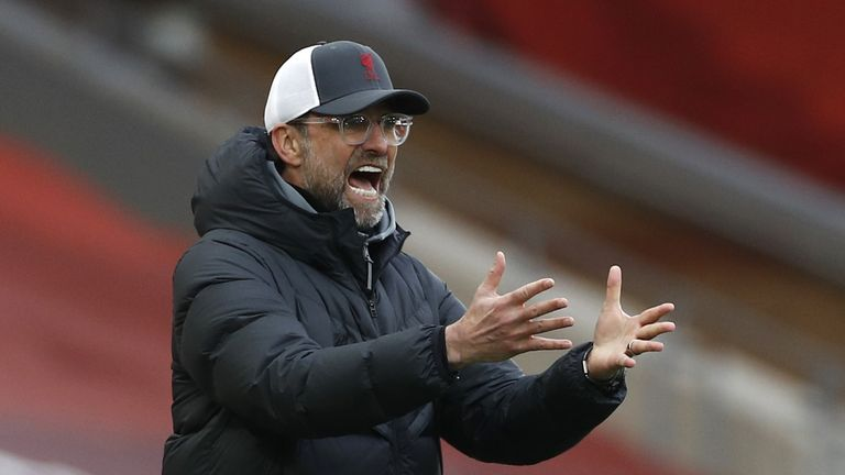 Graeme Souness says it's hard to believe that how far Liverpool have fallen since winning the title last season