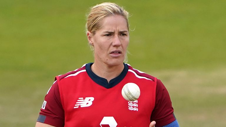 Brunt is excited about her future beyond cricket - but says she will carry on playing for as long as she is contributing