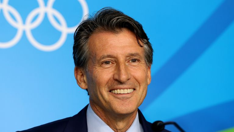 Sebastian Coe is hopeful of overseas fans in Tokyo but says it's not a deal-breaker for the athletes