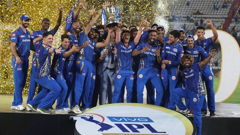 It's showtime! All 60 IPL matches will be shown live on Sky Sports in April and May