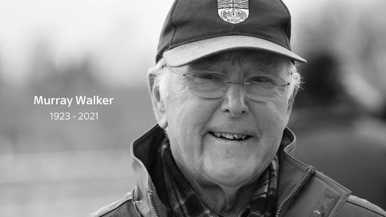 Sky F1's David Croft and Ted Kravitz pay their own personal tributes and share memories of Murray Walker.