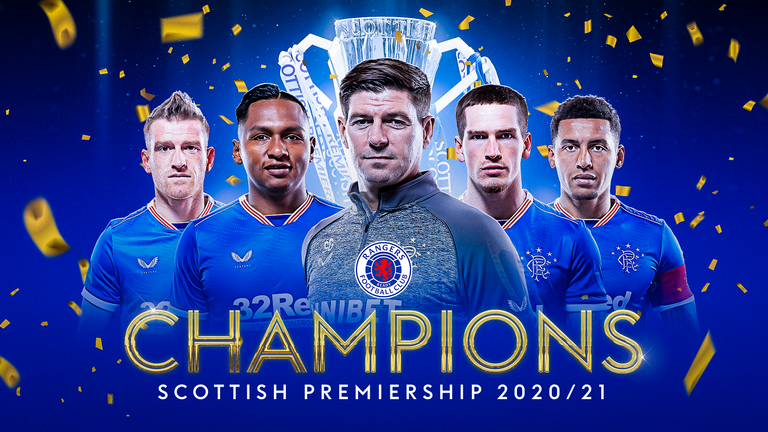 DO NOT USE - ONLY FOR RANGERS BREAKING TITLE STORY