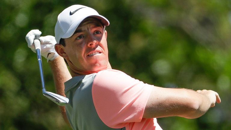 Rory McIlroy has described renewed proposals for a Super Golf League as a 'money grab', and insisted his opposition to a lucrative breakaway competition remained firm.