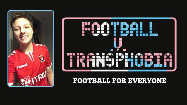Samuel Bailey, Football v Transphobia